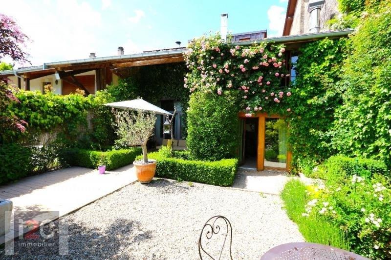 Vente maison / villa Sauverny 559000€ - Photo 1