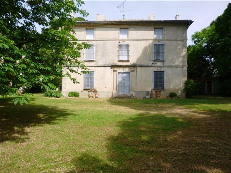 Vente de prestige maison / villa Bezouce 1095000€ - Photo 2