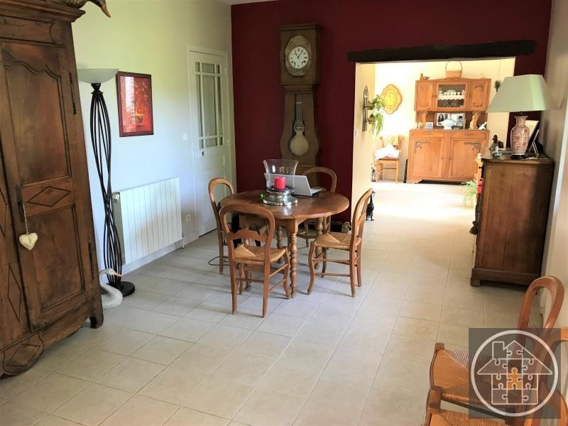 Vente maison / villa St leger aux bois 390 000€ - Photo 5