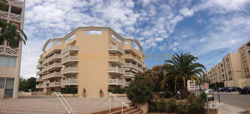 Life annuity apartment Hyères 55 000€ - Picture 1