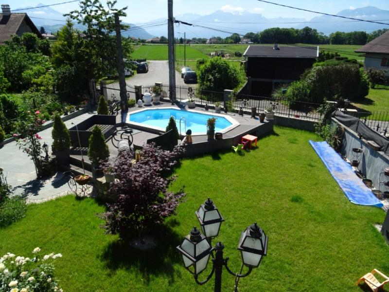 Deluxe sale house / villa Reignier 575000€ - Picture 2