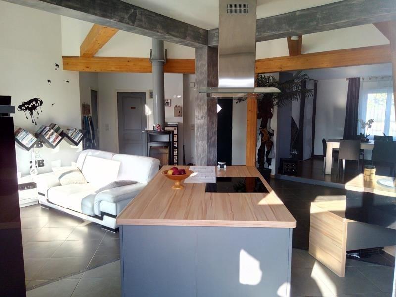 Venta  casa St gervais en belin 185900€ - Fotografía 2