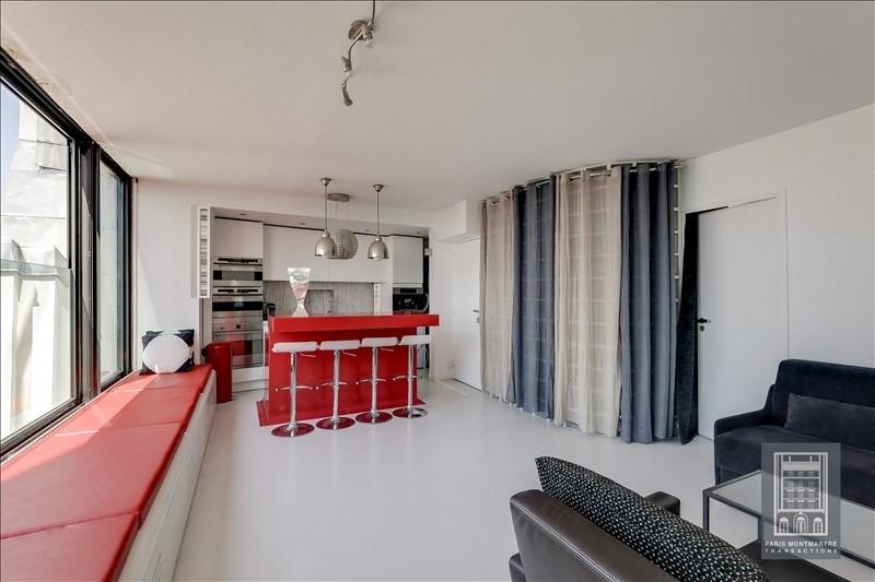 Deluxe sale apartment Paris 18ème 948000€ - Picture 5