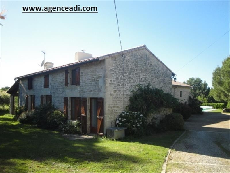 Vente maison / villa La creche, cote niort 332800€ - Photo 1