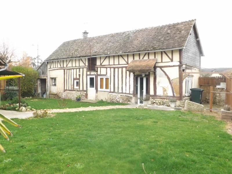 Vente maison / villa Acquigny 136000€ - Photo 2