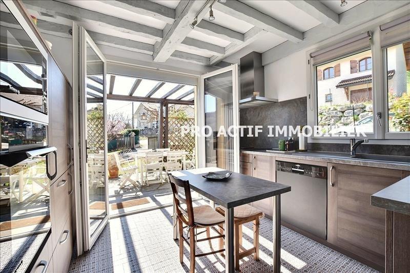 Vente maison / villa Montchaboud 385000€ - Photo 2