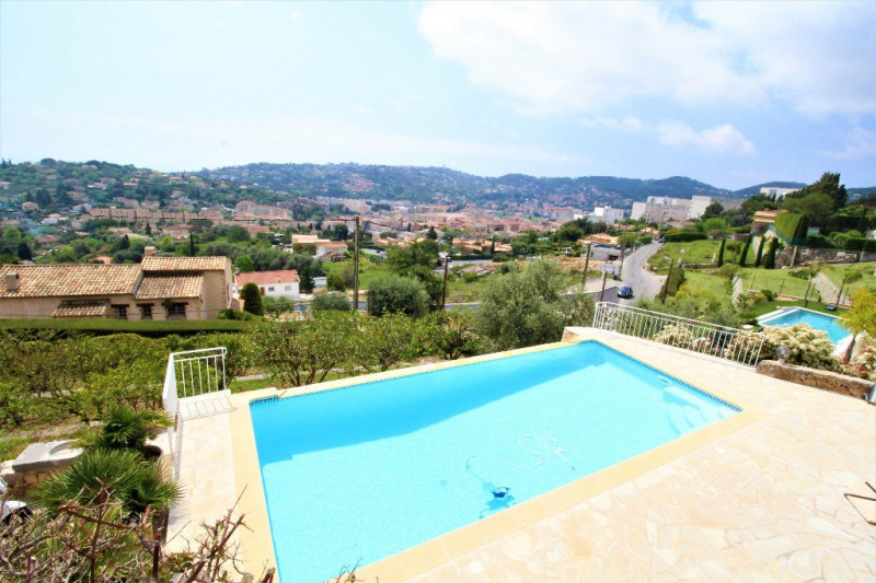 Deluxe sale house / villa Vallauris 985 000€ - Picture 1