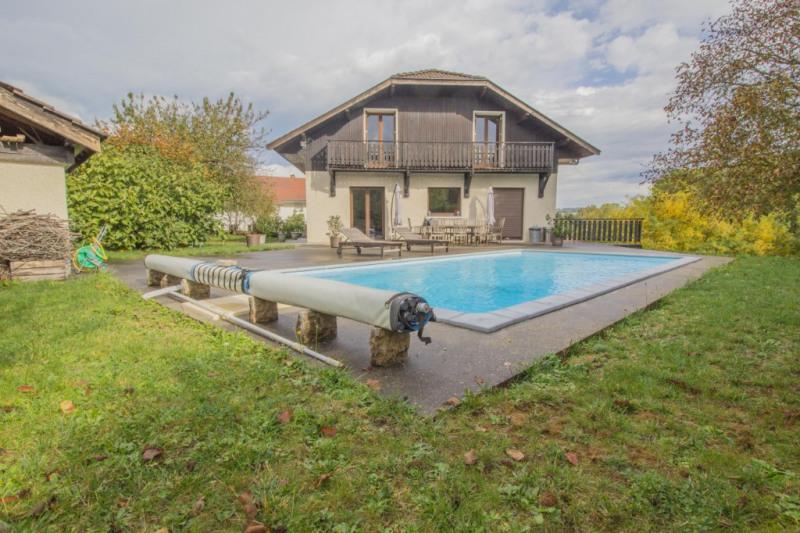Vente de prestige maison / villa Alby sur cheran 569000€ - Photo 11