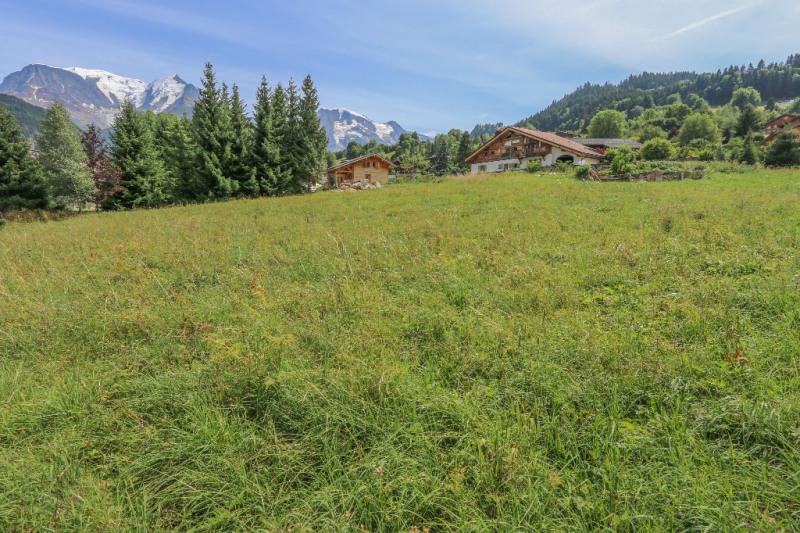 Terrain constructible, 805 m², Saint Gervais Les Bains