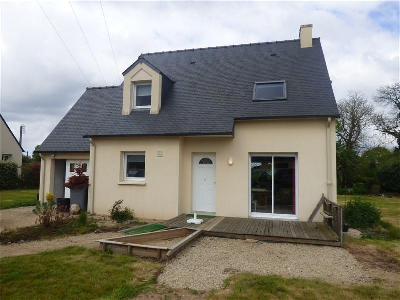 Rental house / villa Pluzunet 560€ CC - Picture 1
