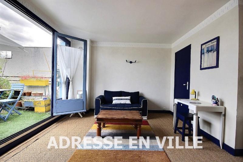 Verkoop  appartement Levallois perret 443000€ - Foto 9