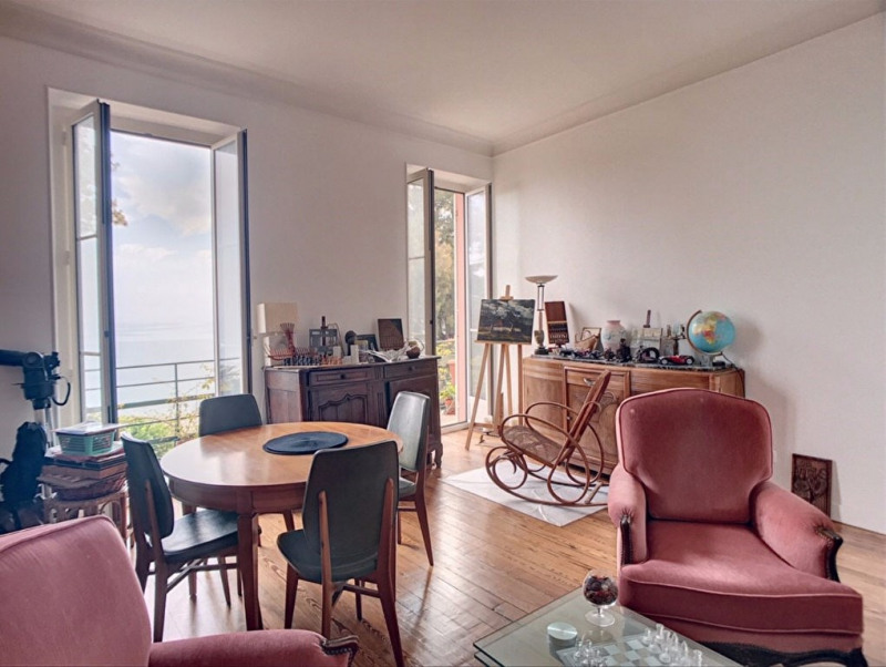 Vente appartement Menton 595 000€ - Photo 1