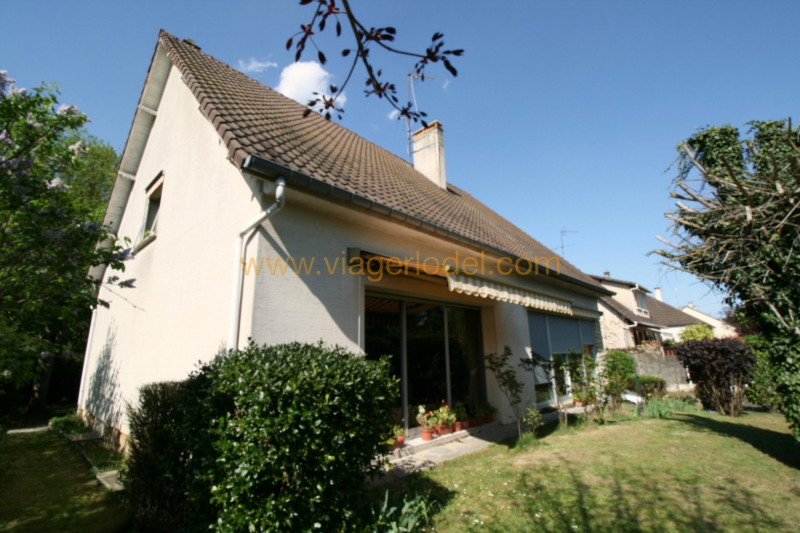 Viager maison / villa Épône 165000€ - Photo 1