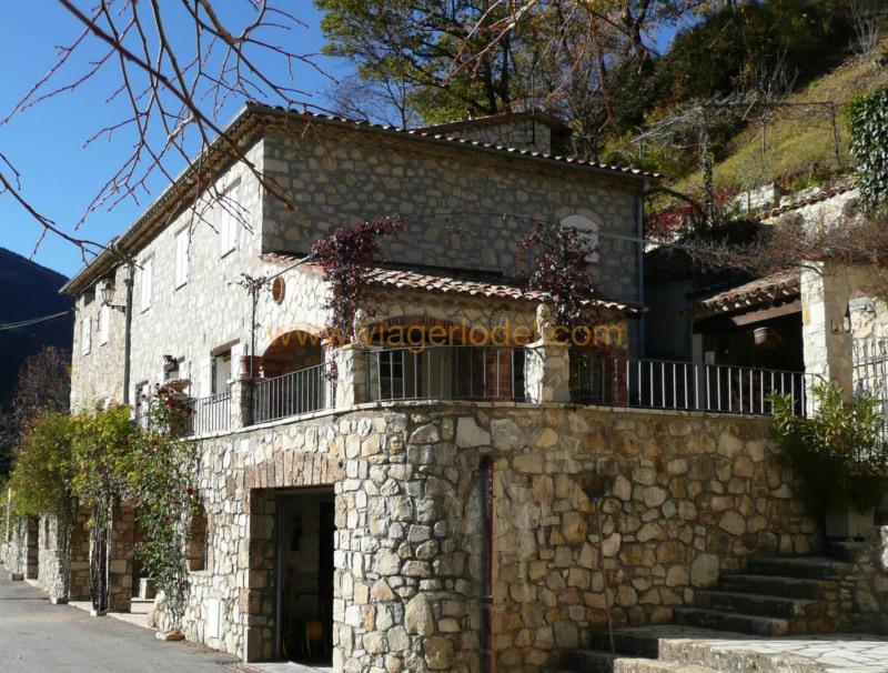 Vitalicio  casa Le mas 130000€ - Fotografía 2