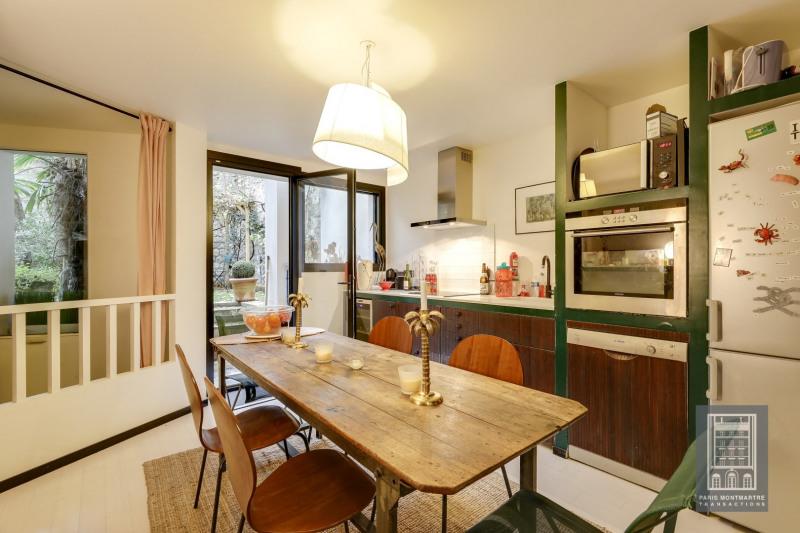 Deluxe sale house / villa Paris 18ème 2395000€ - Picture 4