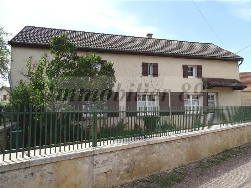 Vente maison / villa Axe chatillon - montbard 128500€ - Photo 1