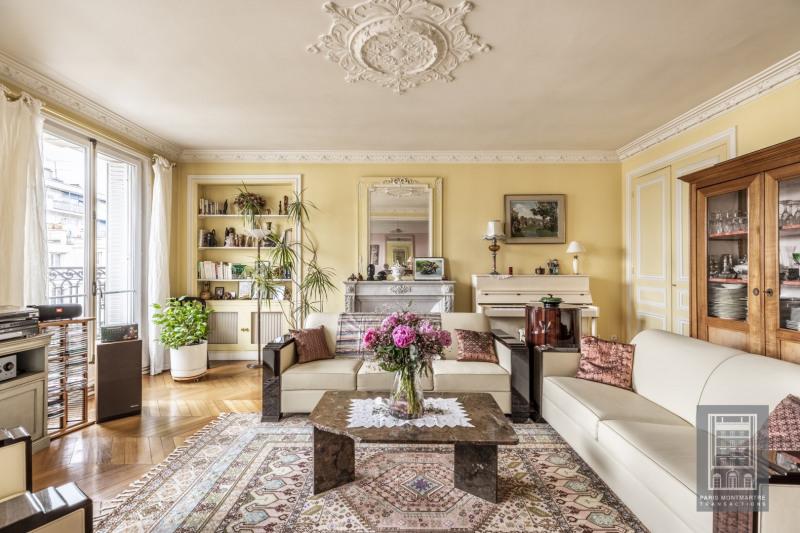 Deluxe sale apartment Paris 18ème 1295000€ - Picture 3