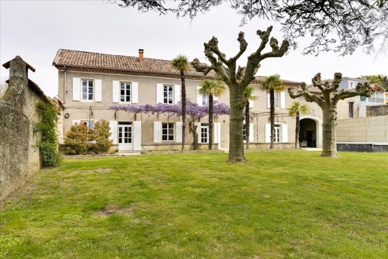 Deluxe sale house / villa Montelimar 825000€ - Picture 1