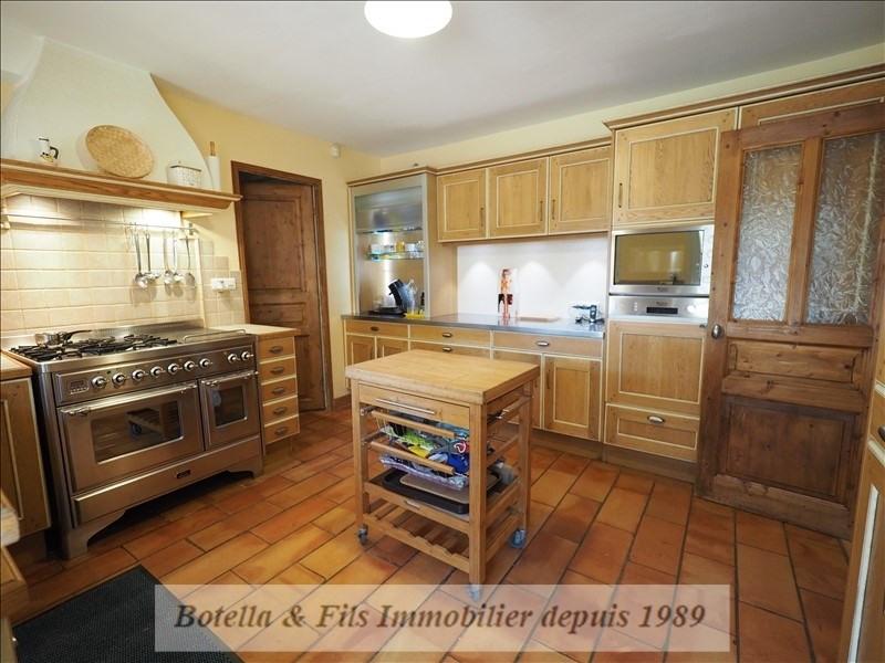 Verkoop van prestige  huis Uzes 610000€ - Foto 6