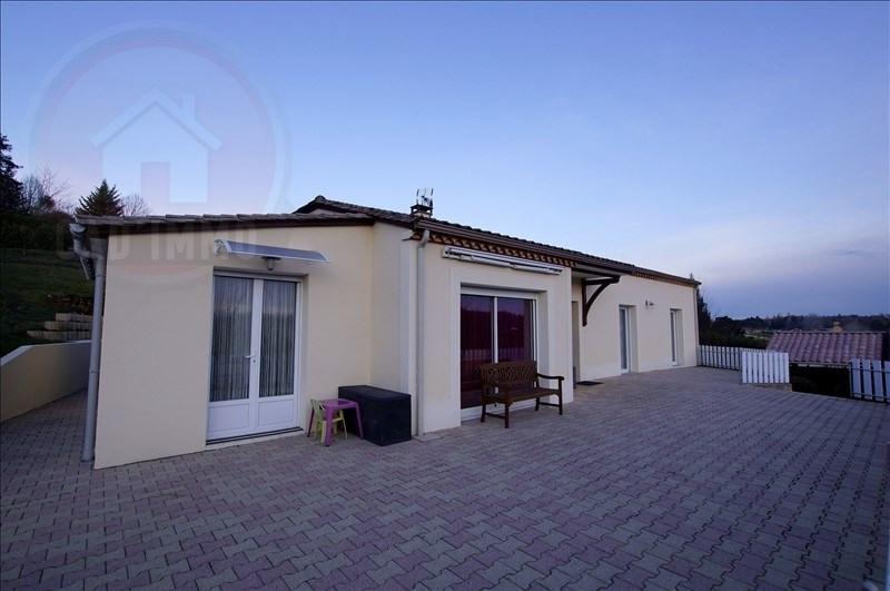 Sale house / villa Lembras 223500€ - Picture 3