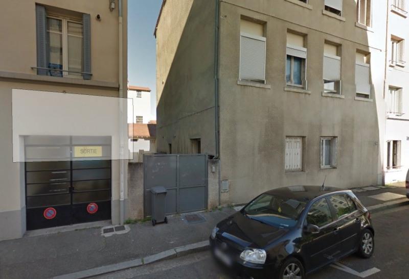 Affitto parking/auto coperto Villeurbanne 185€ CC - Fotografia 1