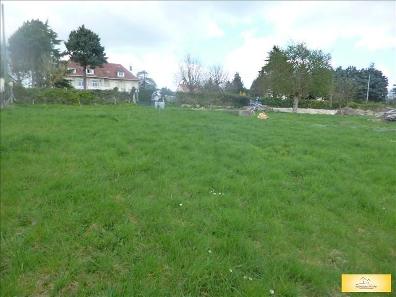 Venta  terreno Mousseaux sur seine 108000€ - Fotografía 2