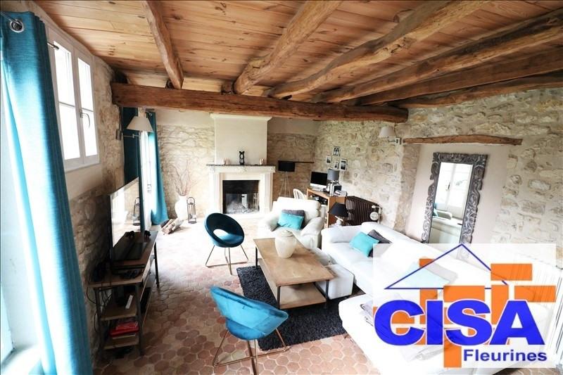 Vente maison / villa Fleurines 483000€ - Photo 7