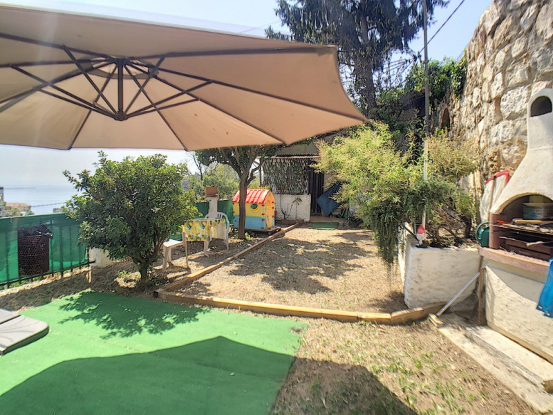 Vente maison / villa Beausoleil 597000€ - Photo 1
