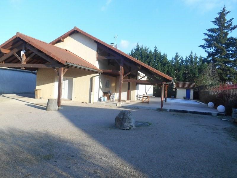 Rental house / villa Villefontaine 1635€ CC - Picture 1