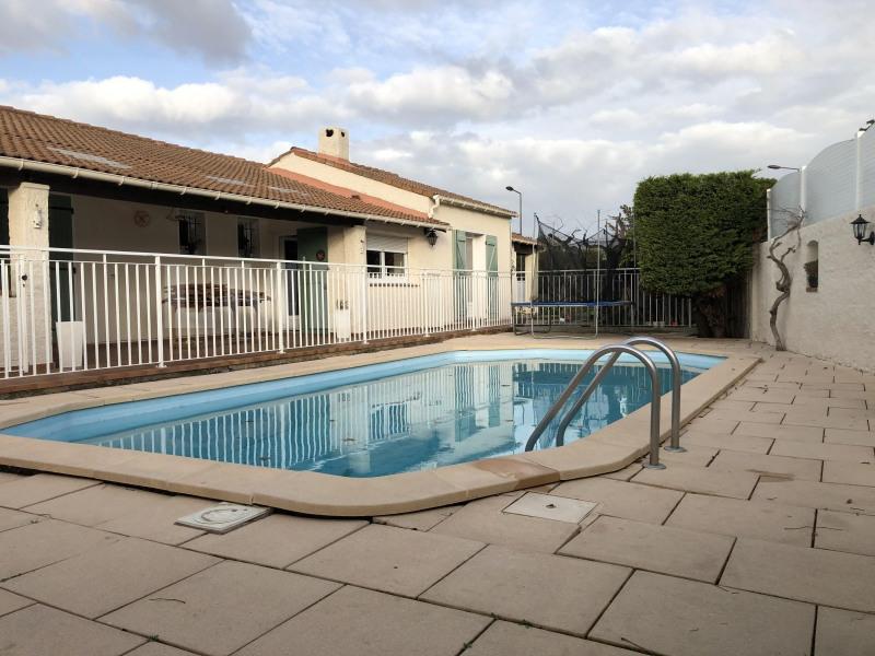 Vente maison / villa Fos-sur-mer 377000€ - Photo 1