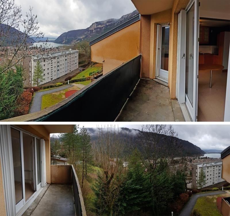 Rental apartment Nantua 610€ CC - Picture 10