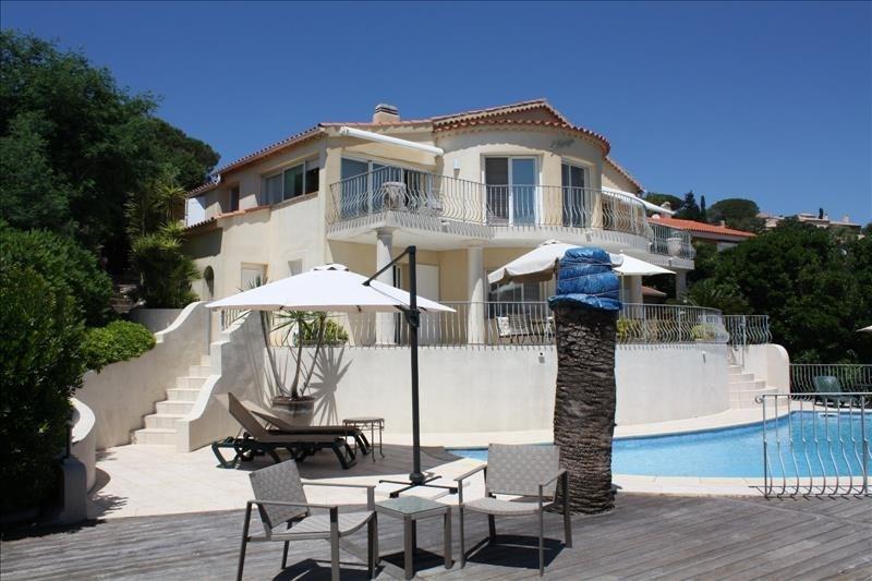 Deluxe sale house / villa Les issambres 1550000€ - Picture 18