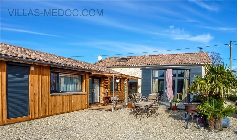 Vente maison / villa Jau dignac et loirac 338000€ - Photo 1