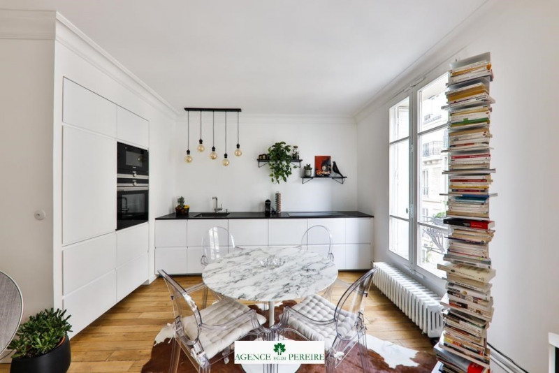 Vente appartement Paris 17ème 675 000€ - Photo 2
