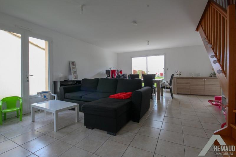 Rental house / villa Saligny 680€ CC - Picture 2