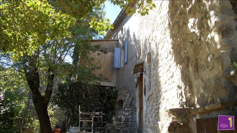 Vendita casa Barjac 413000€ - Fotografia 2