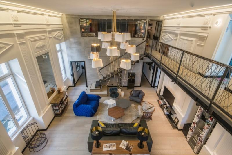 Loft 340m² au centre ville d'Aix Les Bains