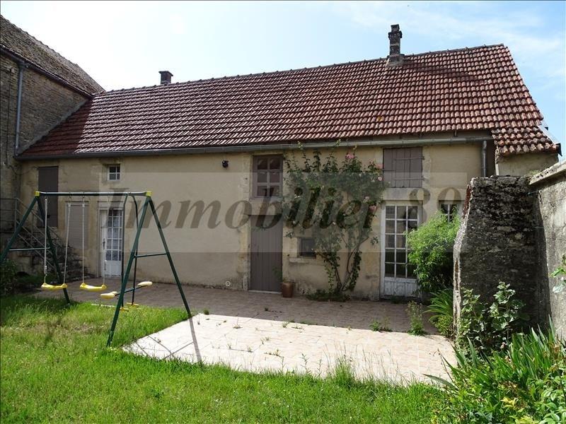 Vente maison / villa Axe chatillon - montbard 128500€ - Photo 18