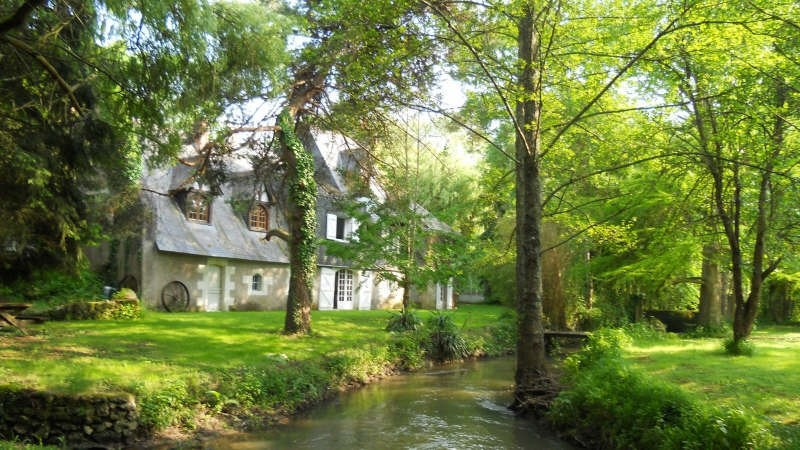 Deluxe sale house / villa St cyr sur loire 879000€ - Picture 2
