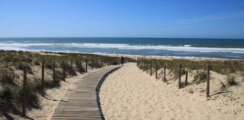 Alquiler vacaciones  apartamento Lacanau ocean 285€ - Fotografía 9