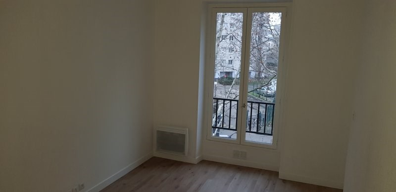 Rental apartment Aubervilliers 690€ CC - Picture 1