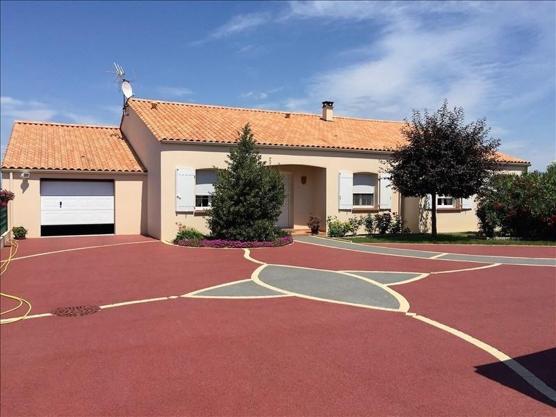 Deluxe sale house / villa Jard sur mer 444000€ - Picture 1