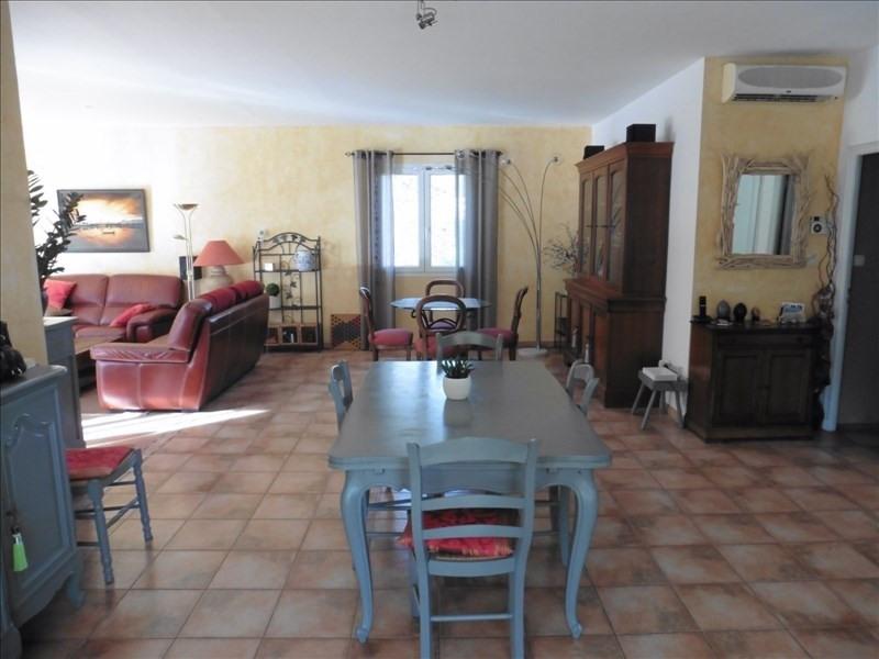 Sale house / villa Saint pierre de boeuf 345000€ - Picture 5