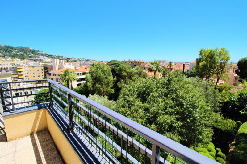 Vente de prestige appartement Cannes 839 000€ - Photo 1
