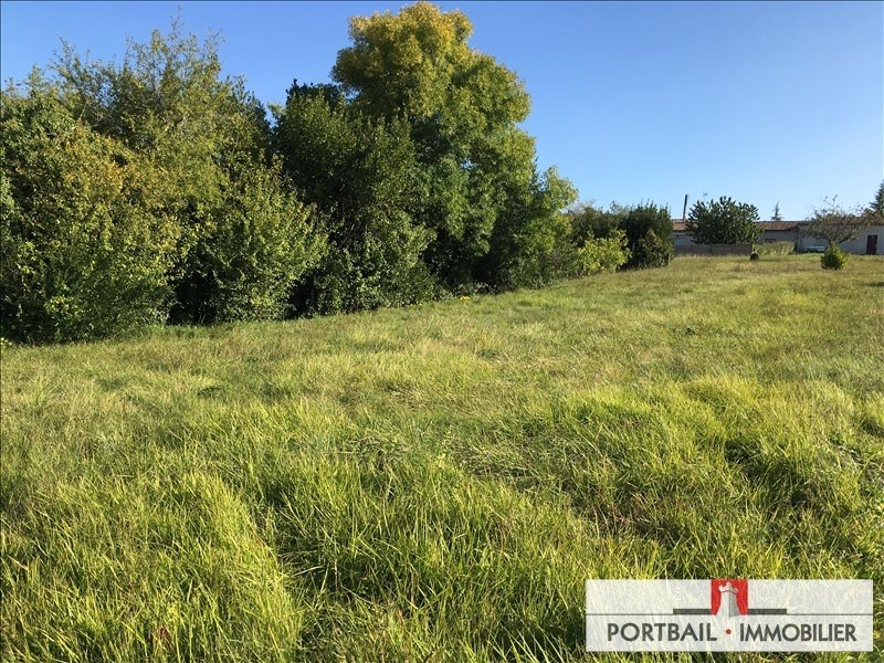 Sale site Blaye 49 900€ - Picture 1