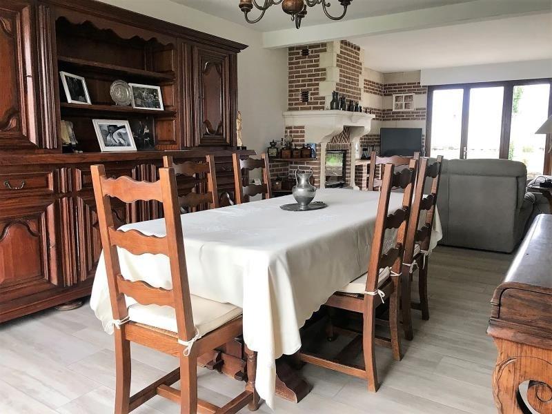Sale house / villa Mont bernanchon 260000€ - Picture 2