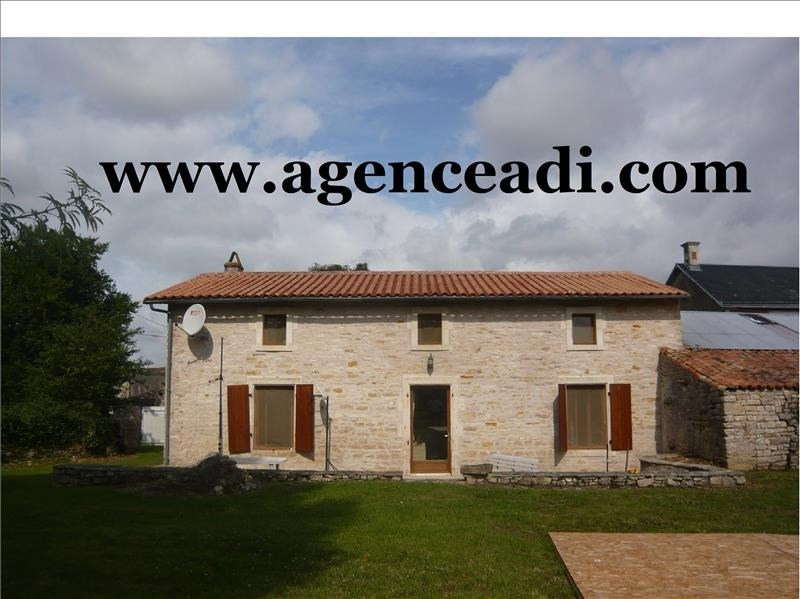 Vente maison / villa Bougon 115 500€ - Photo 1