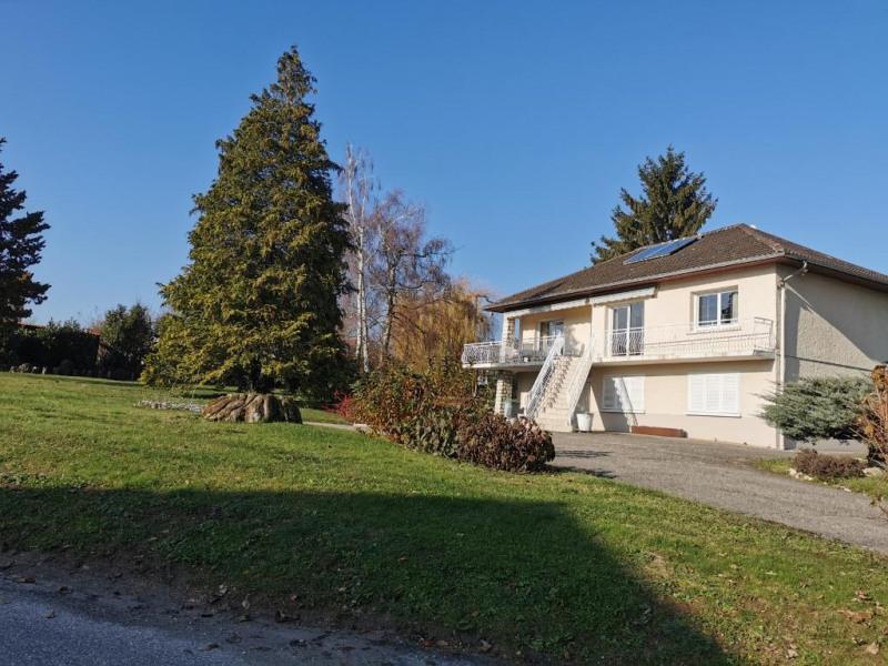 Vente maison / villa Bourgoin jallieu 324000€ - Photo 9