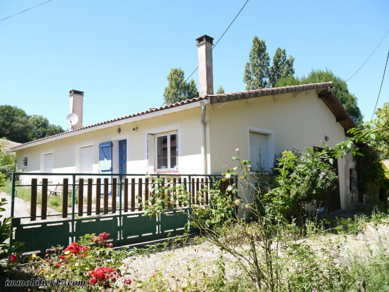 Sale house / villa Laparade 135 000€ - Picture 1