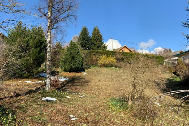Vente terrain St nizier du moucherotte 139000€ - Photo 2